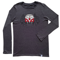 Canada Camper Long Sleeve T-Shirt
