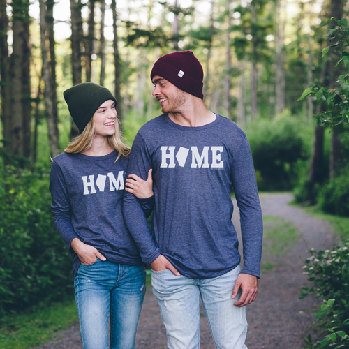 Alberta HOME Long Sleeve Shirt