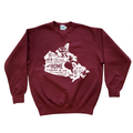 Canada Languages Crew Neck Sweater