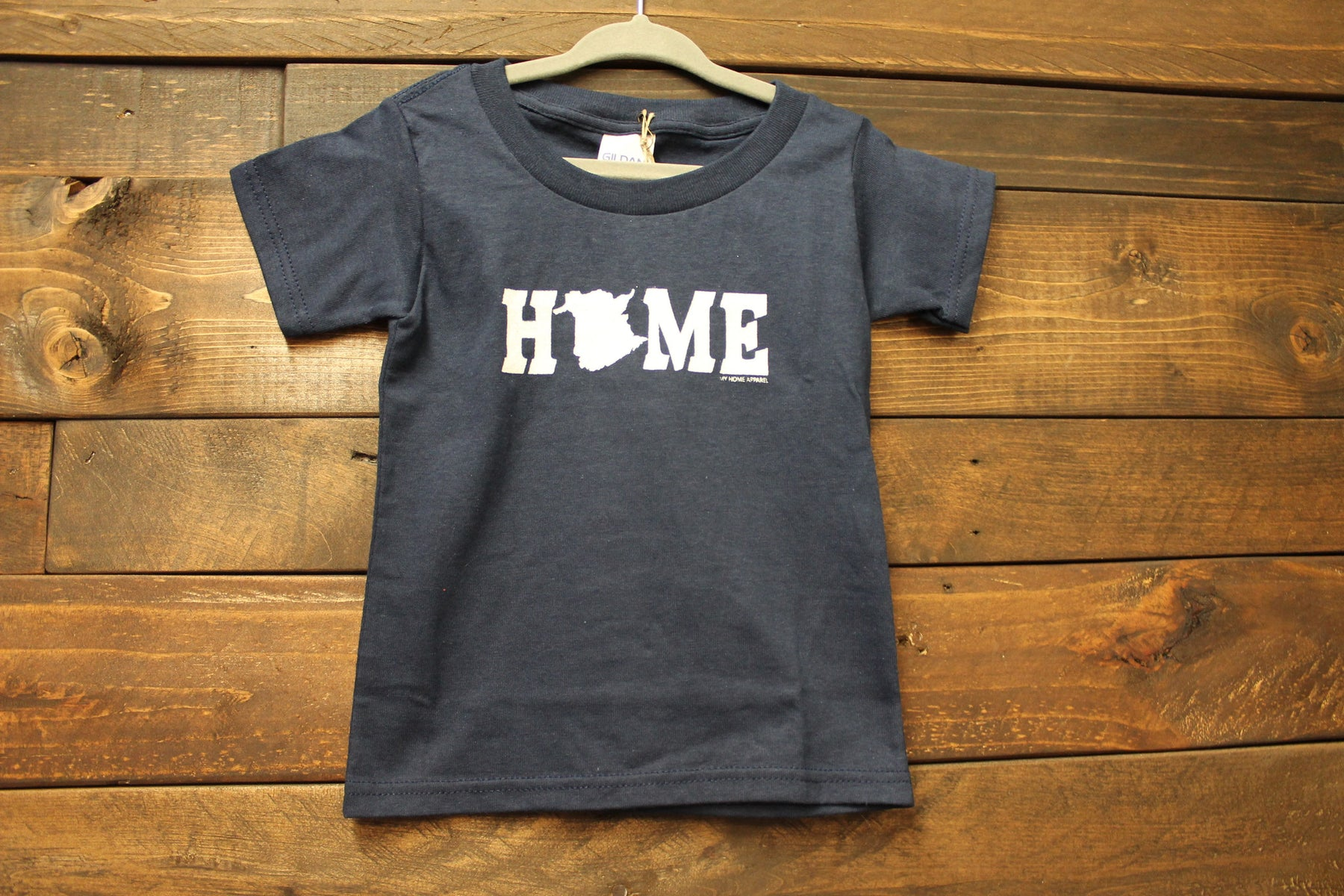 151ad5a9ce New Brunswick Toddler And Youth HOME T-Shirt
