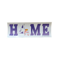 Newfoundland Flag HOME Bumper Sticker/Decal