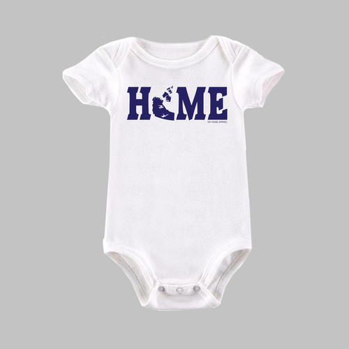 Northwest Territories HOME Onesie