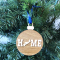 HOME Wooden Ornament