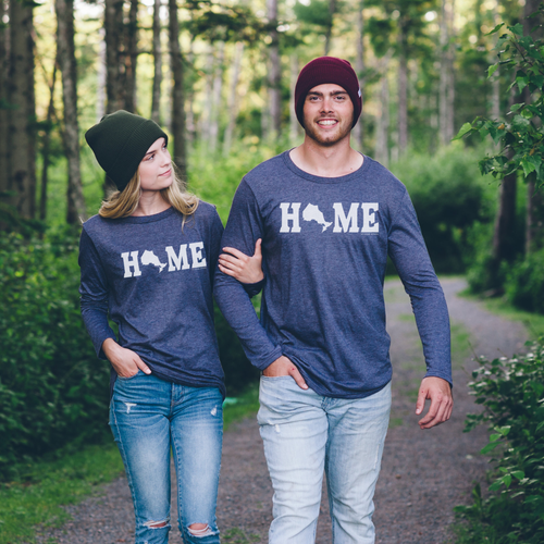 Ontario HOME Long Sleeve Shirt