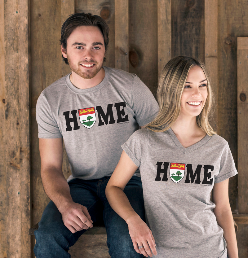 PEI HOME Crest T-shirt