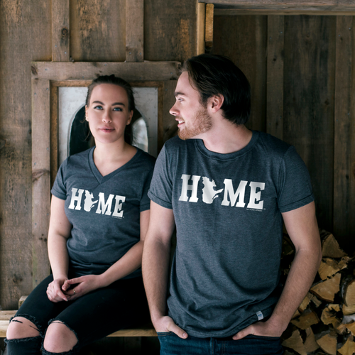 Quebec HOME T-Shirt