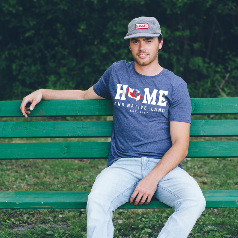 Home and Native Land Flag T-shirt
