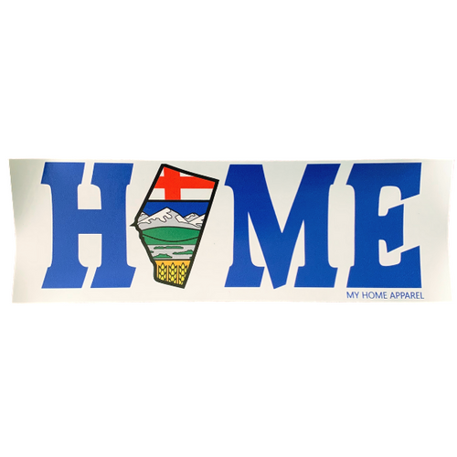 Alberta Bumper Sticker/Decal
