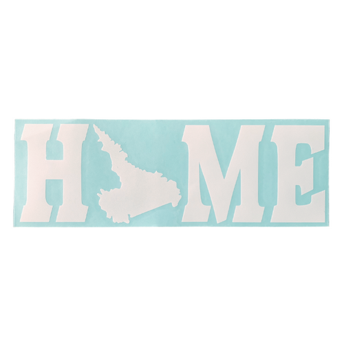 Labrador HOME Bumper Sticker
