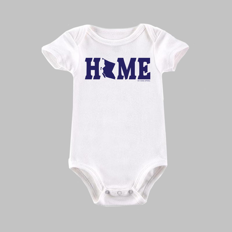 British Columbia HOME Onesie