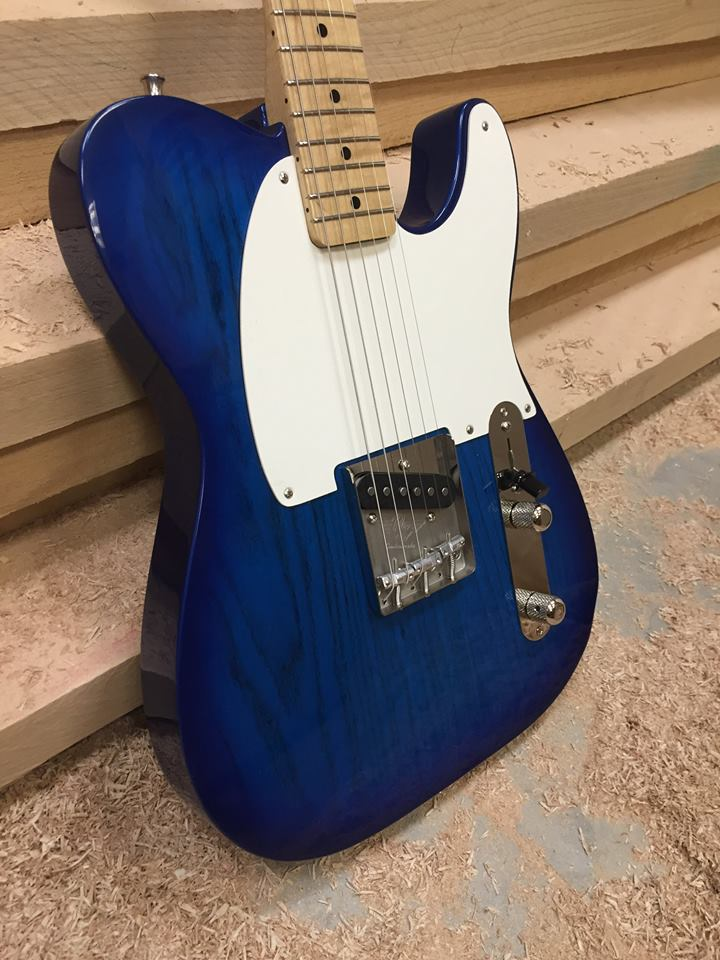 Slab Series Custom Build