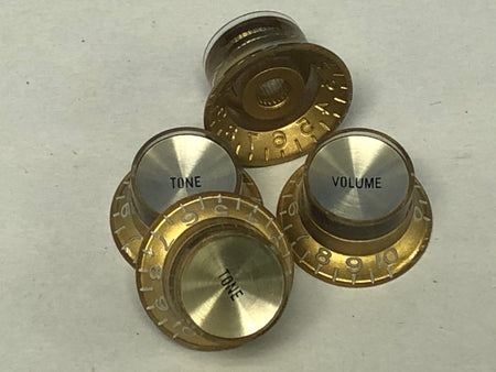 New Gold Reflector Knobs