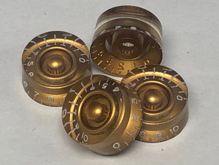 New Gold Speed Knobs