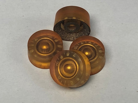 Aged Gold Speed Knobs