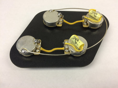 Pre-Wired Modern SG® Upgrade Kit – RS Guitarworks