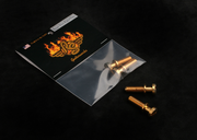 Aged Gold TonePros® Locking Studs