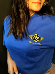 RS Gold Logo T-Shirt