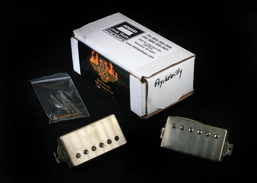 Psychebilly Blues Pickups - Set