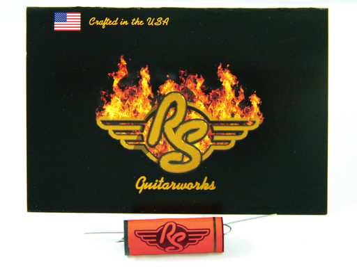 Vintage RS GuitarCap® Paper In Oil .047