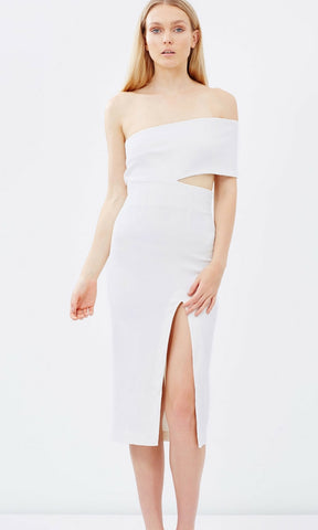 Maurie & Eve Genesis White Dress RRP $179