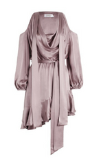 Zimmermann Silk Billow Dress RRP $595