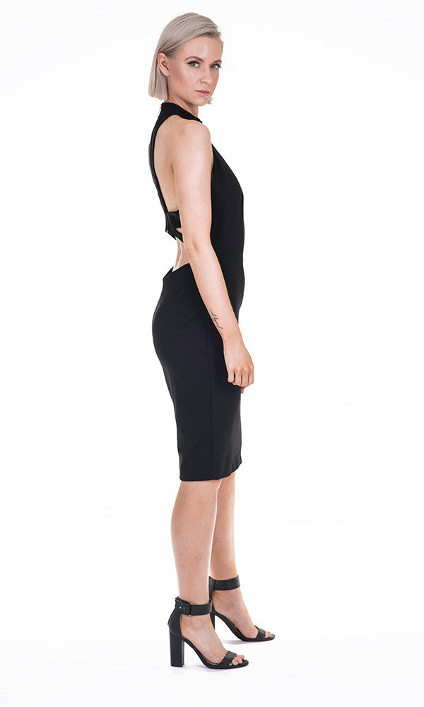 Blesse'd Are The Meek Rising Dress RRP $179.95