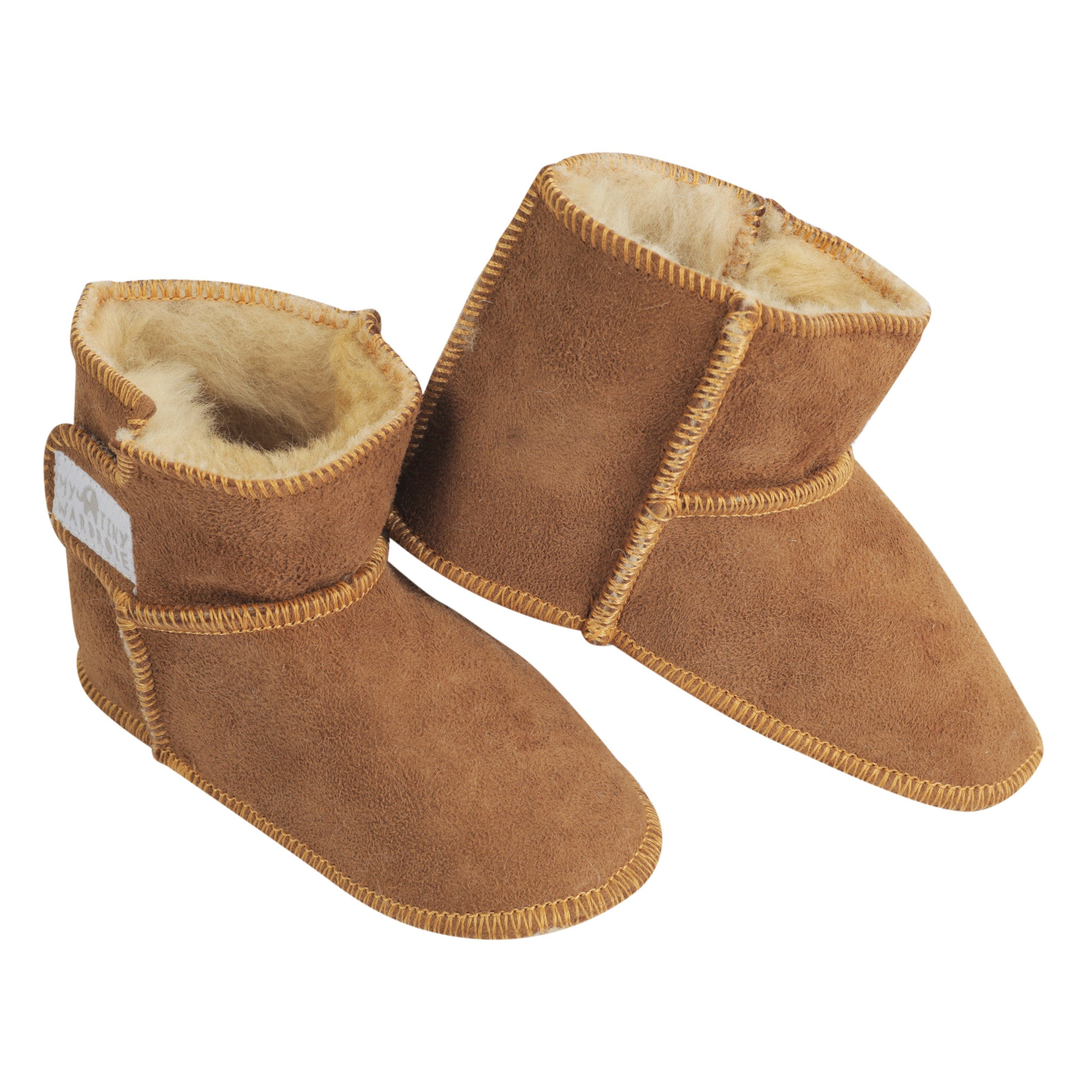 Sheepskin Ugg Boots – Brown