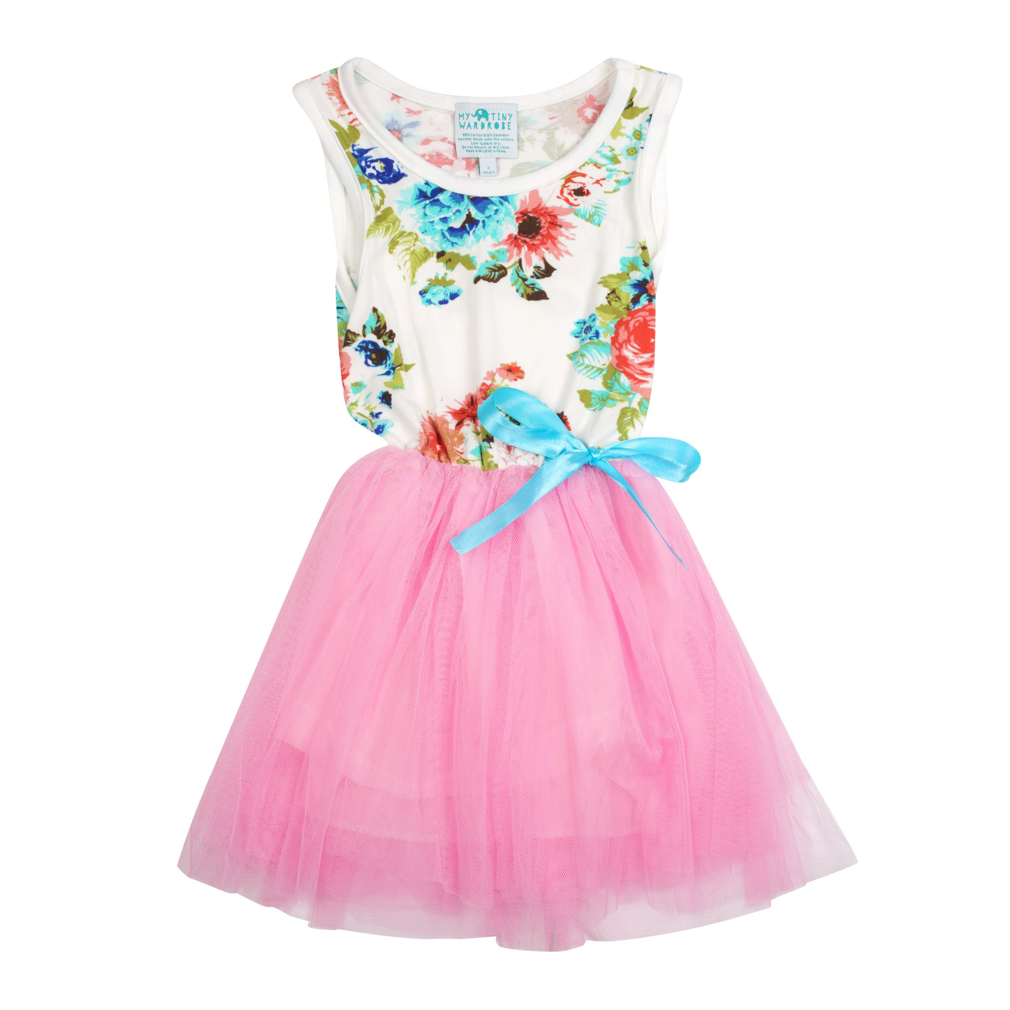 Twirling Tutu Dress – Pink