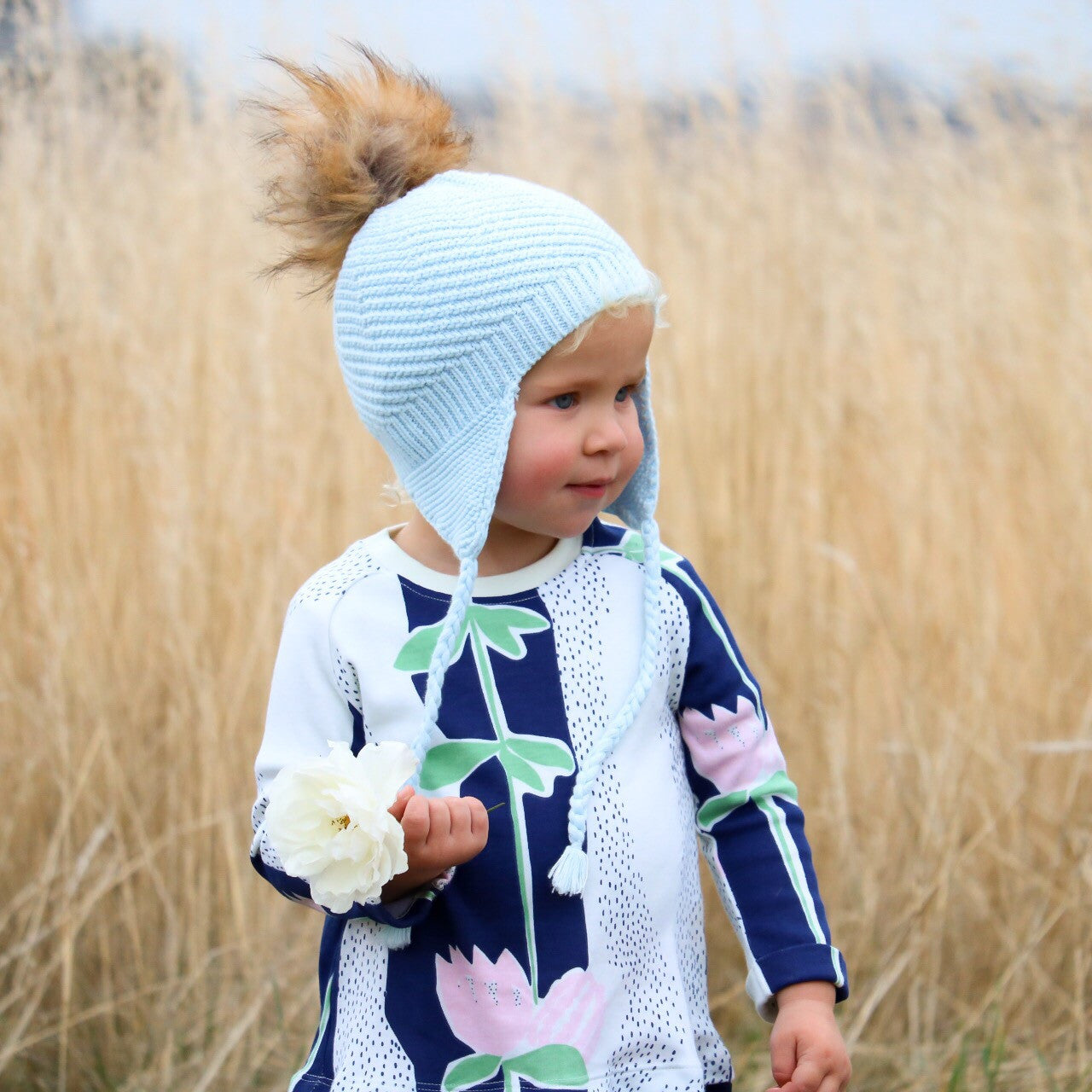 Toddler Beanie, Limited Edition,100% Cotton, Made In Australia