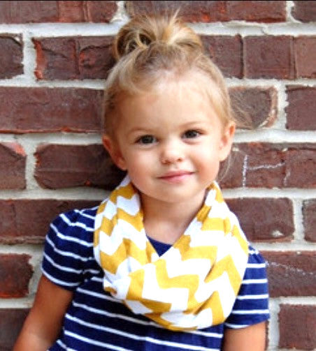 Scarf – Yellow