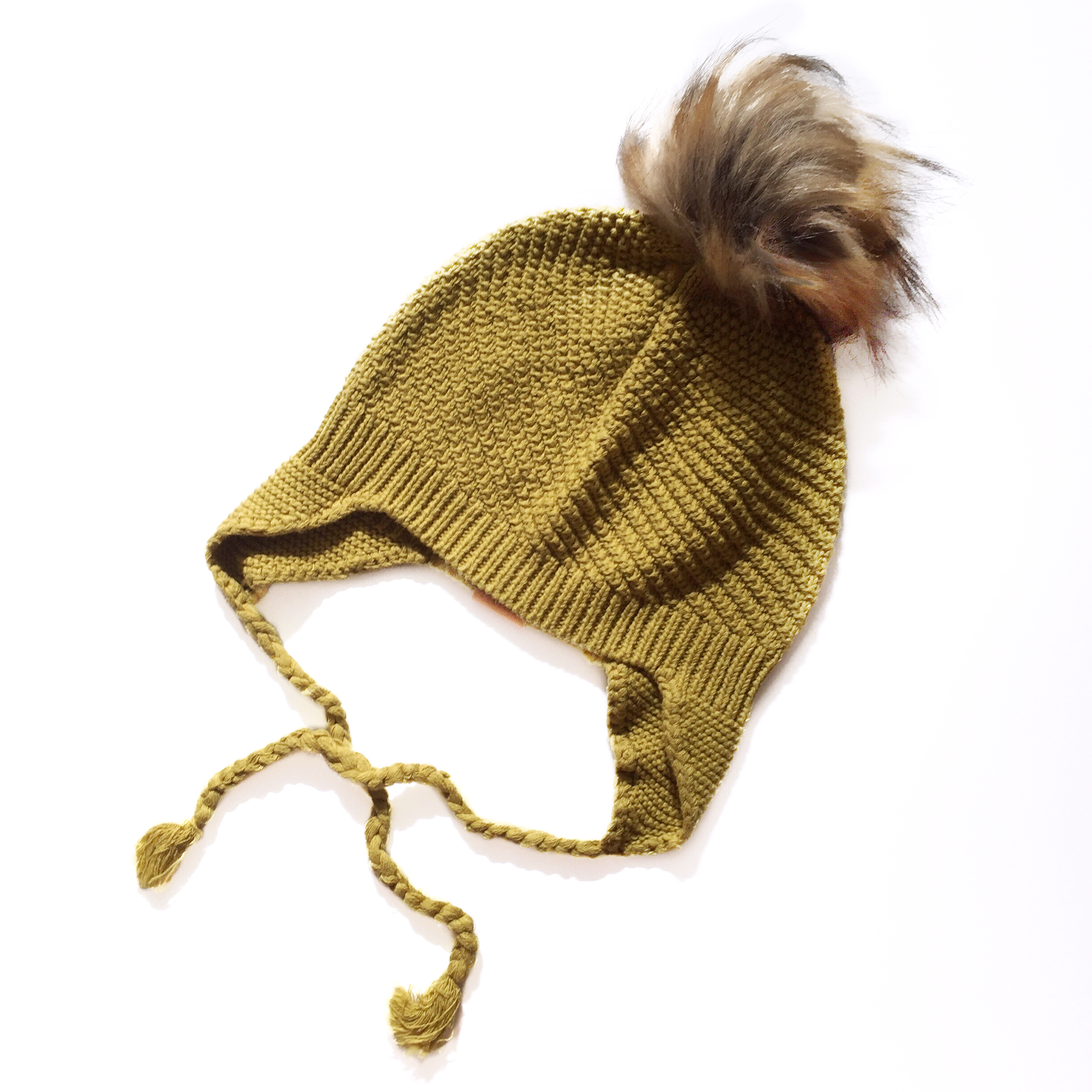 Olive Knit Beanie, Unisex, 100% Cotton, Limited Edition, Made in Australia