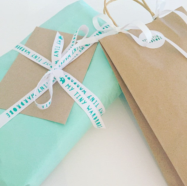Boutique and trendy Gift Wrapping for Kids Boutique