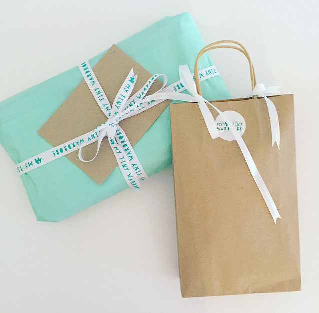 Gift Wrapping - Boutique Childrens Clothes