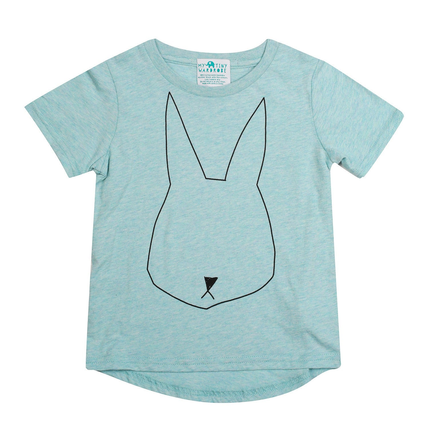 Boys Easter T-Shirt, Geometric Print, 100% Cotton, Designed In Ausralia