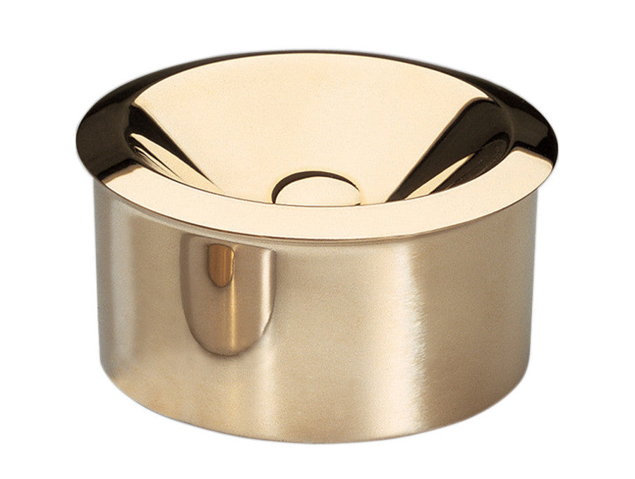 Marianne Brandt Brass Ashtray