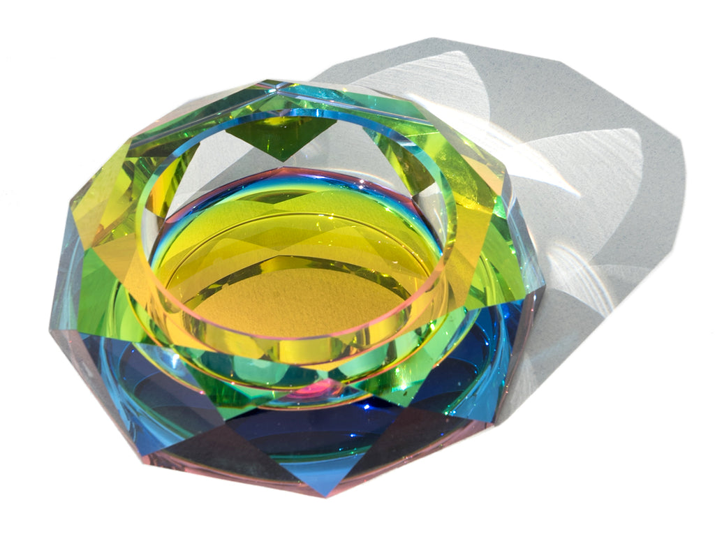 Regenbogen Ashtray