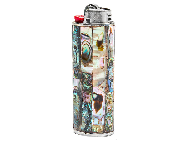 Abalone Lighter Cover
