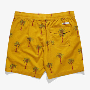 Palm Dreams Elastic Boardshort Boardshort