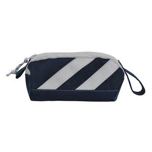 Tuna Dopp Kit - Boyd Sailcloth - Recycled Sailcloth Bag