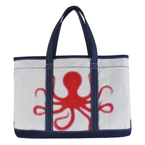 Octopus Shore Bag