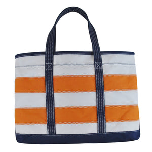 Hermosa Beach Shore Bag - Boyd Sailcloth - Recycled Sailcloth Bag, Shore Bag