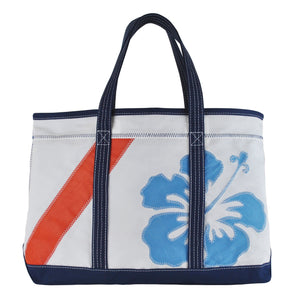 Hibiscus Shore Bag