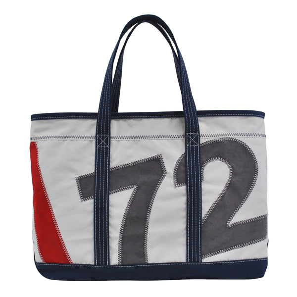Monogram Shore Bag - Boyd Sailcloth -