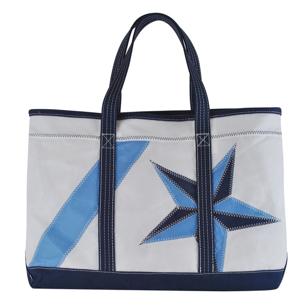 Nautical Star Shore Bag