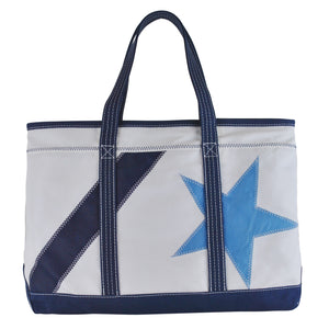 Mermaid Shore Bag - Boyd Sailcloth -