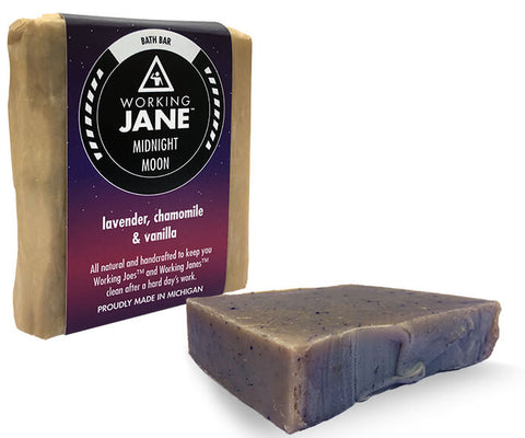 Midnight Moon Body Bar Soap