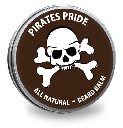 Pirates Pride Beard Balm