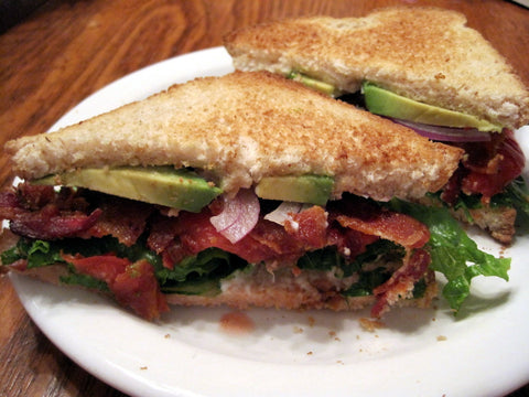 BLT w/Avocado Sandwich