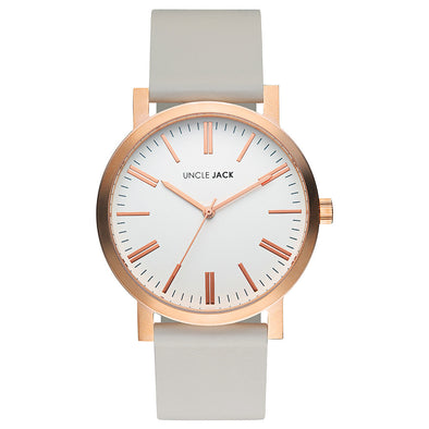 Uncle Jack | RoseGold-Grey |