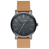 Uncle Jack | Tan-Black |